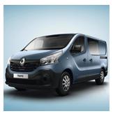 Tre års fri leasing av Renault Varebil