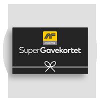 Supergavekort fra Gogift.com til en verdi av 15 000,-